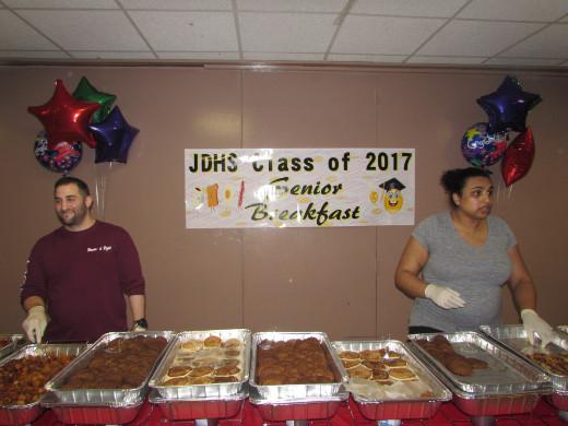 Class of 2017 Senior Breakfast