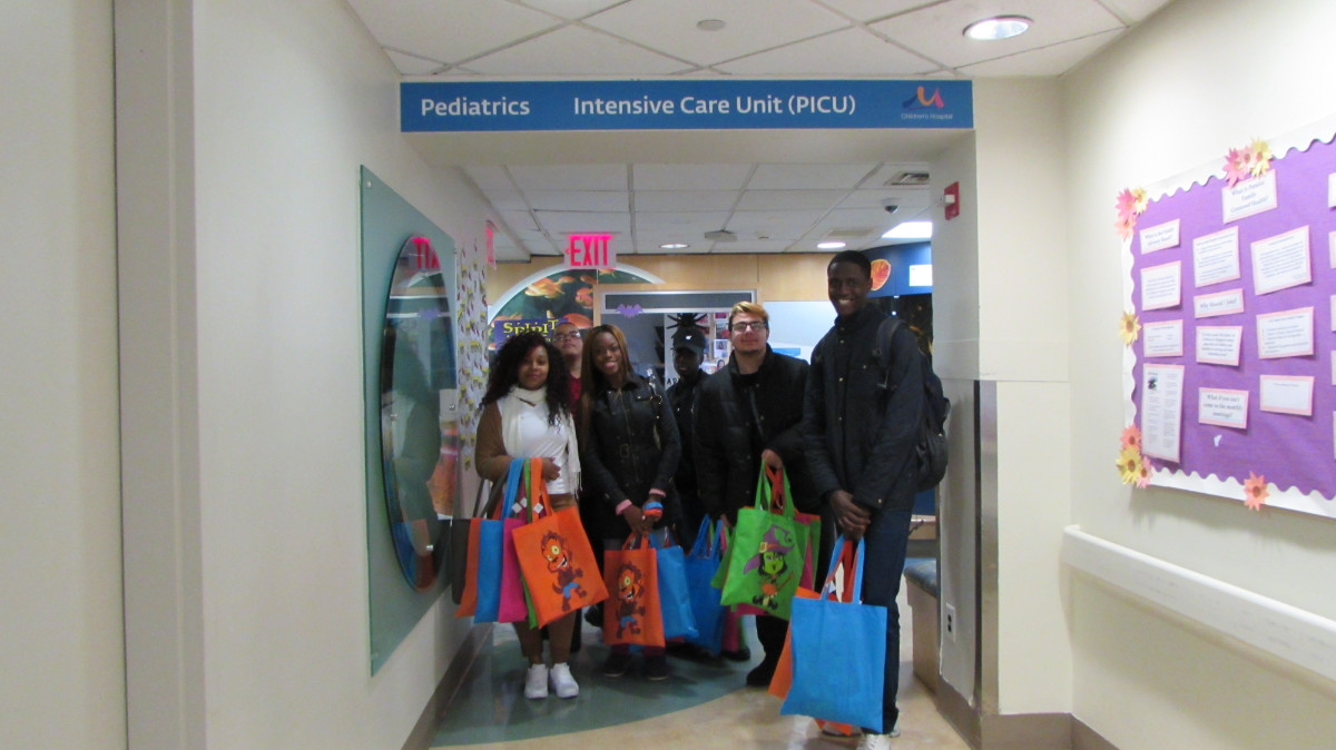 John Dewey Brings Halloween to Children