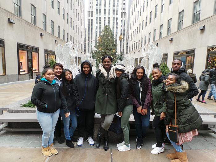 New York City Ballet Trip