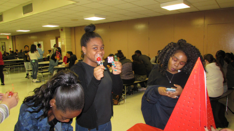Red Ribbon Week at J.D.H.S.