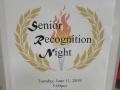 SENIOR AWARDS NIGHT 2019