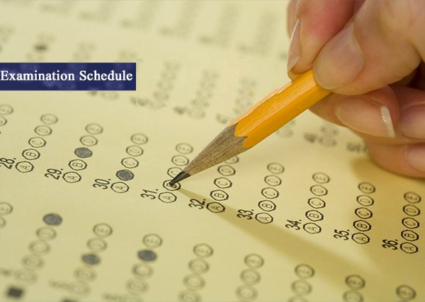 Regents – Examination Schedule For June 2016 | John Dewey