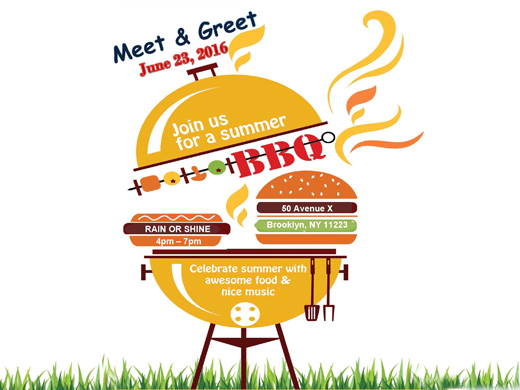 2016 summer bbq party john dewey high school