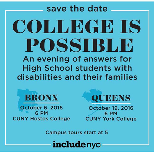 College Is Possible - An Evening of Answers
