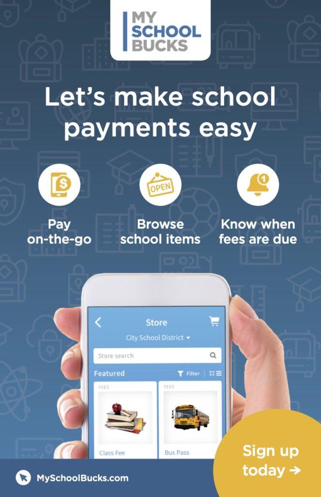 My School Bucks App