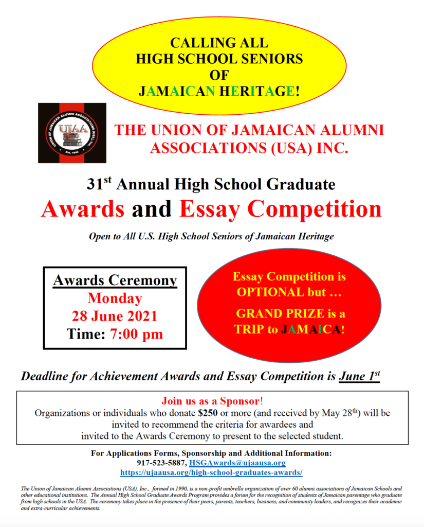High School Graduate Awards
